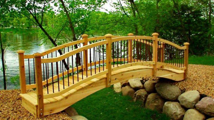 Doğal Dereler ve Ahşap Köprüler